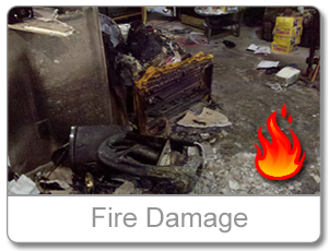 fire damage cleanup dc